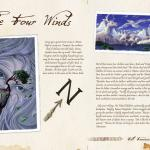 "The Page of the ""The Four Winds"""